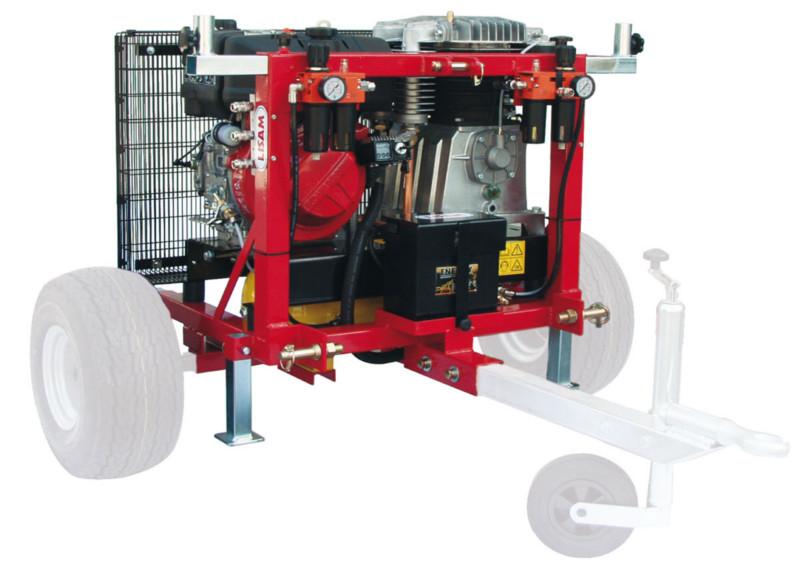 Motocompressore Benzina LM