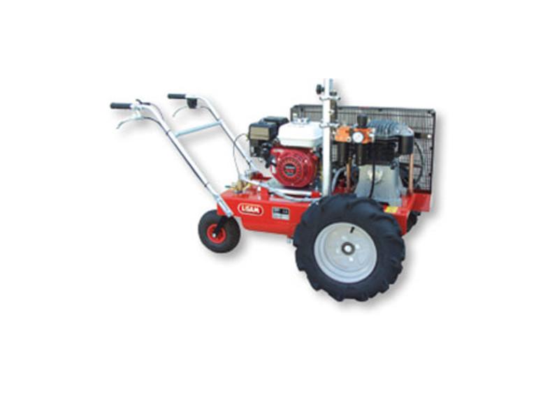 Motocompressore Diesel LM