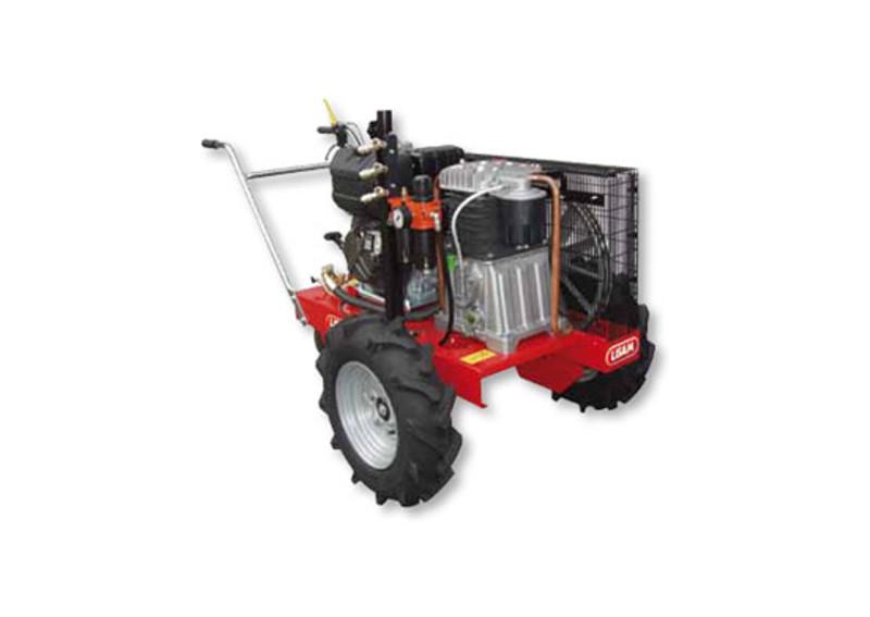 Motocompressori Benzina- Semoventi SEM