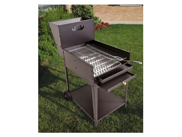 Barbecue Big a Legna