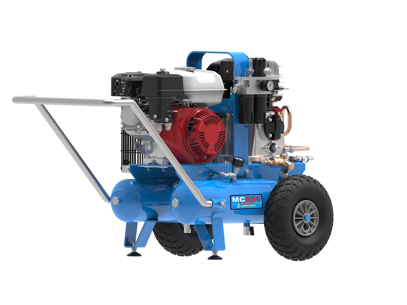 Motocompressore MC 550