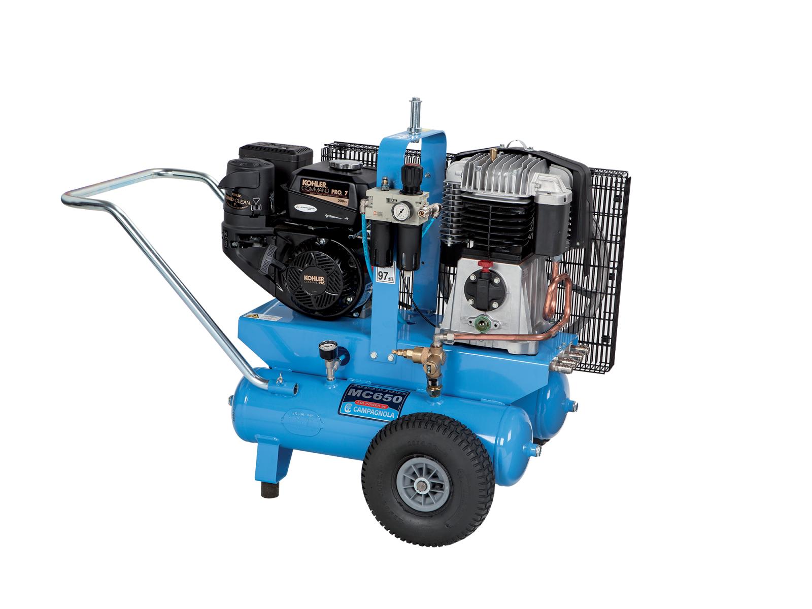 Motocompressore MC 650