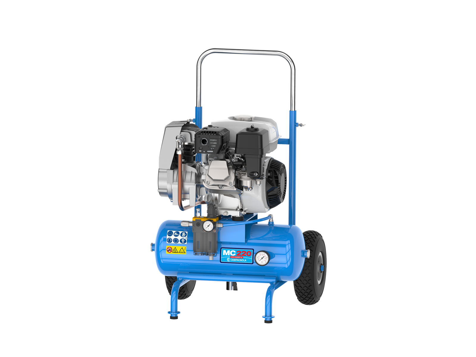 Motocompressore MC 220